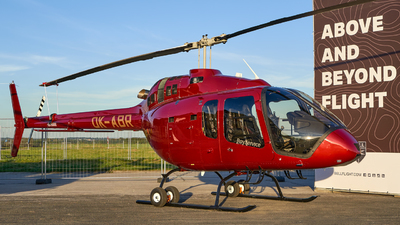 A picture of OKABR - Bell 505 Jet Ranger X - [65225] - © Roman Sýkora