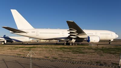 N528BC - Boeing 777-212(ER) - Untitled