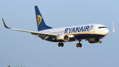 EI-DHV - Boeing 737-8AS - Ryanair