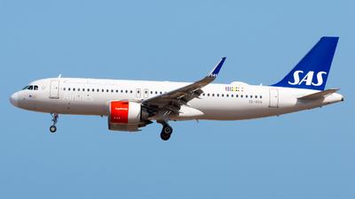 SE-ROA - Airbus A320-251N - Scandinavian Airlines (SAS)