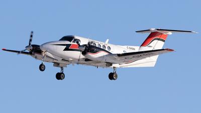 C-GKBN - Beechcraft 200 Super King Air - Kenn Borek Air