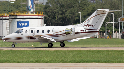 N48PL - Beechcraft 400A Beechjet - Private