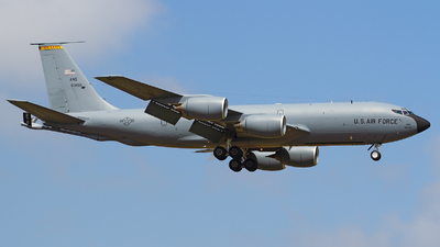 58-0109 - Boeing KC-135R Stratotanker - United States - US Air Force (USAF)