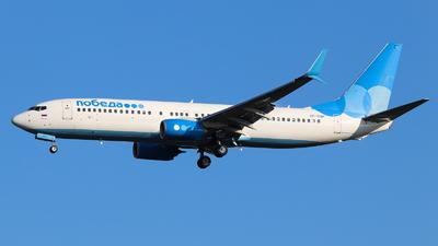 A picture of VPBQH - Boeing 7378MC - Pobeda - © Vitaly Revyakin