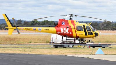 VH-HVT - Aérospatiale AS 350BA Ecureuil - Surf Life Saving Services Queensland