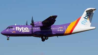G-ISLF - ATR 42-500 - Flybe (Blue Islands)