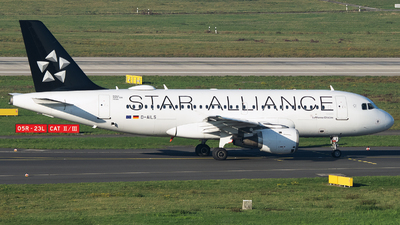 D-AILS - Airbus A319-114 - Lufthansa CityLine