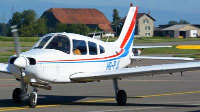 A picture of HBPJI - Piper PA28161 - [2816059] - © jeremy denton