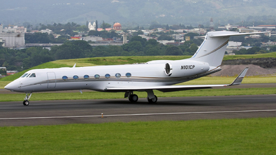 N101CP - Gulfstream G550 - Private