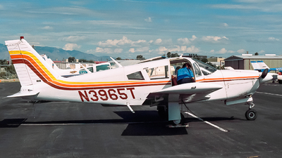 A picture of N3965T - Piper PA28R180 - [28R30311] - © Graham Dinsdale Collection