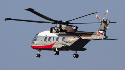 ZR339 - Agusta-Westland AW-101 - India - Air Force