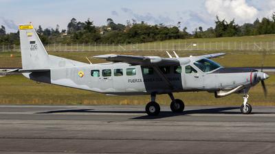 FAC5071  - Cessna 208 Caravan - Colombia - Air Force