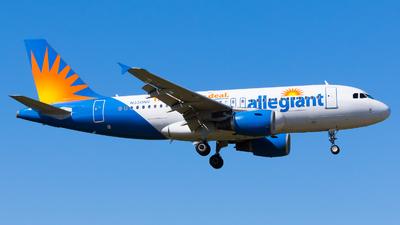 N330NV - Airbus A319-111 - Allegiant Air