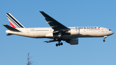 F-GSPX - Boeing 777-228(ER) - Air France