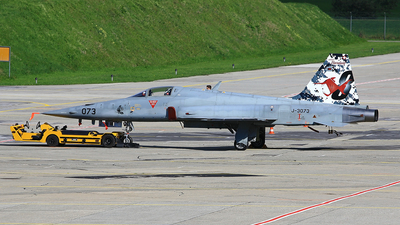 J-3073 - Northrop F-5E Tiger II - Switzerland - Air Force