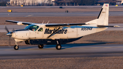 N9594B - Cessna 208B Super Cargomaster - Martinaire