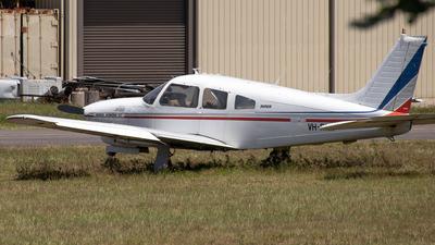 A picture of VHFNK - Piper PA28R201T - [28R7803216] - © Reuben Morison