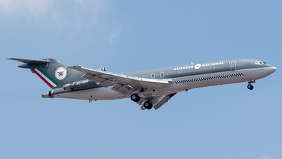 XC-OPF - Boeing 727-264(Adv) - Mexico - Police