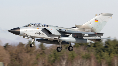 43-97 - Panavia Tornado IDS - Germany - Air Force