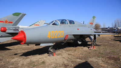 40233 - Shenyang JJ-7 - China - Air Force