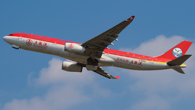 A picture of B5929 - Airbus A330343 - Sichuan Airlines - © Predic. LXY!