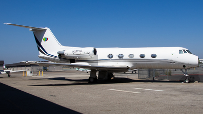 N277GS - Gulfstream G-II - Private