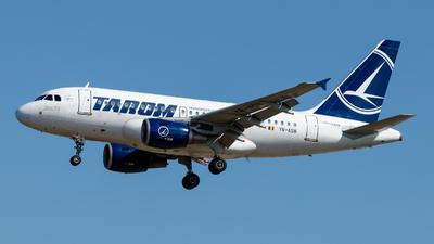 A picture of YRASB - Airbus A318111 - Tarom - © Daniel Nagy