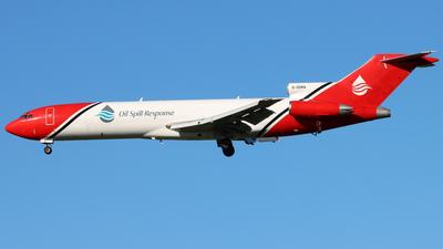 G-OSRA - Boeing 727-2S2F(Adv)  - T2 Aviation