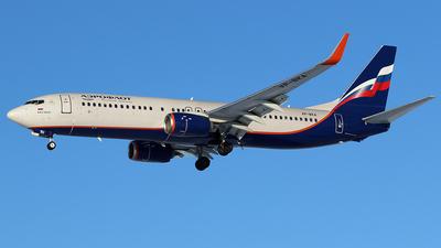 A picture of VPBKA - Boeing 7378LJ - Aeroflot - © BizavMen