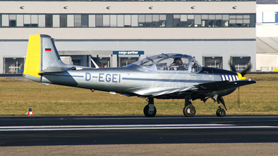 D-EGEI - Focke-Wulf FWP-149D - Private