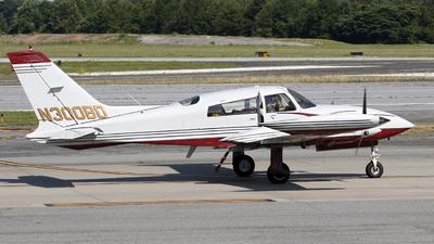 N300BD - Cessna T310R II - Private