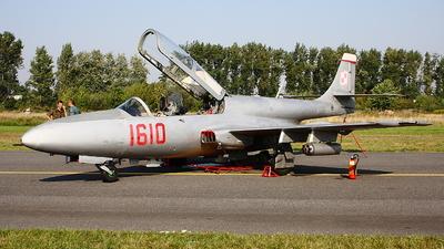 1610 - PZL-Mielec TS-11 Iskra - Poland - Air Force