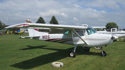ZK-MDS - Cessna 152 - Private
