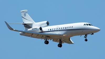 N50NU - Dassault Falcon 900EX - Private