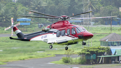 VT-GVI - Agusta-Westland AW-139 - Global Vectra Helicorp