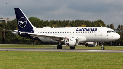 A picture of DAILH - Airbus A319114 - Lufthansa - © kevin.hackert