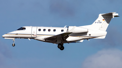 D-CTOR - Embraer 505 Phenom 300 - Luxaviation Germany