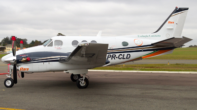PR-CLD - Beechcraft C90GT King Air - Private