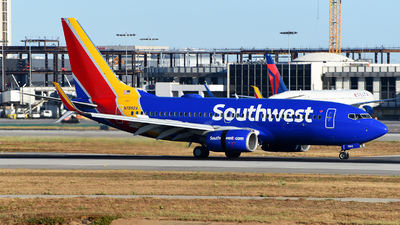 N7862A - Boeing 737-79P - Southwest Airlines