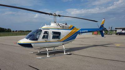 D-HHFW - Bell 206B JetRanger III - HeliTeam Süd