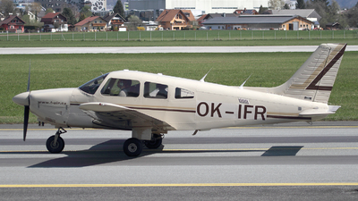 A picture of OKIFR - Piper PA28181 Archer 2 - [288290131] - © Michael Noestlinger