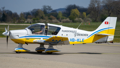 A picture of HBKLE - Robin DR401/155CDI - [2698] - © Pascal Ackermann