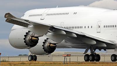 N974BA - Boeing 747-8Z5(BBJ) - United Arab Emirates - Abu Dhabi Amiri Flight