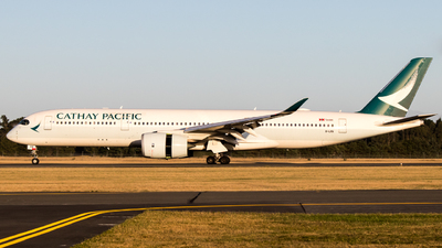 B-LRN - Airbus A350-941 - Cathay Pacific Airways