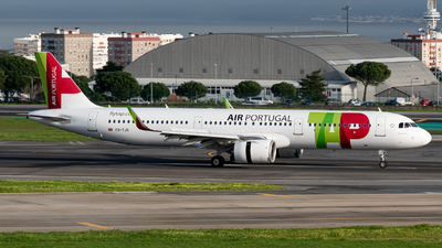 A picture of CSTJN - Airbus A321251N - TAP Air Portugal - © Aaron Vancoillie