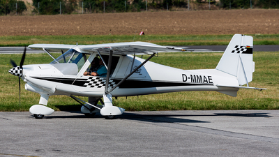 D-MMAE - Ikarus C-42 - Private