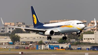 VT-JBX - Boeing 737-8AL - Jet Airways