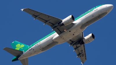 EI-DEH - Airbus A320-214 - Aer Lingus