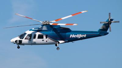 C-FZAA - Sikorsky S-76A - HeliJet