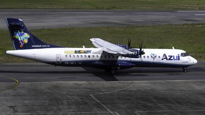 PR-AKJ - ATR 72-212A(600) - Azul Linhas Aéreas Brasileiras